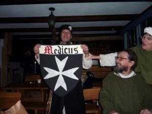 Die Fahne des Medicus